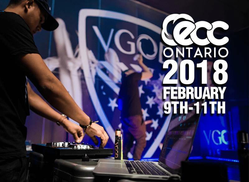 VGOD at ECC 2018
